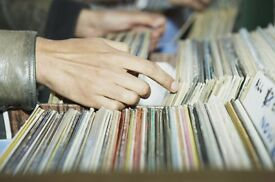 I BUY VINYL COLLECTIONS ! records, music, most genres, cash ready