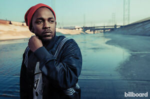 KENDRICK LAMAR IN MONTREAL REDS THURS.JULY 24th