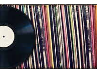 Vinyl Records, Cassette Tapes & CD Donations Wanted