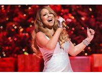 Mariah Carey Tickets - 10th Dec Manchester MEN