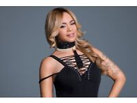 Faith Evans Indigo At The O2, Greenwich Sun 22 Jul 2018, 19:00 2 x Kings Row Seats