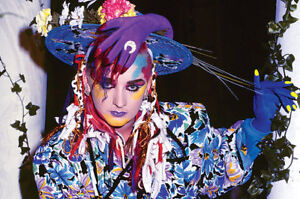 You'll really want to hold onto BOY GEORGE & CULTURE CLUB in TO