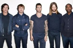 Maroon 5 Tickets - Cheaper Seats Than Other Ticket Sites, And We Are Canadian Owned!