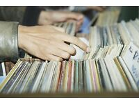 Searching for VINYL collections ! cash ready