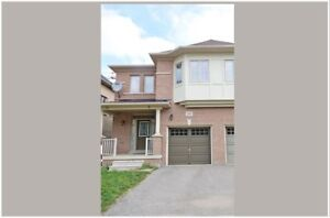 4 Bedrooms Semi in Oakville For Rent; Dundas/Sixth Line