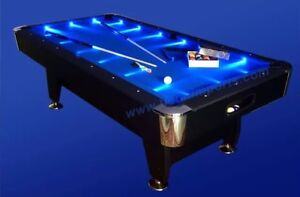 BRAND NEW LED POOL TABLE SALE   FREE DELIVERY!! Nyah Swan Hill Area Preview