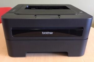Compact Laser Printer with Wireless Networking and Duplex HL-227