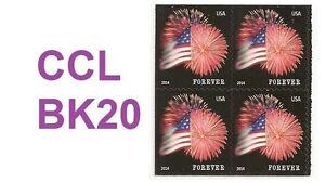 US-4869-Star-Spangled-Banner-forever-block-CCL-MNH-2014