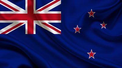 New Zealand National Flag (5ft x 3ft)