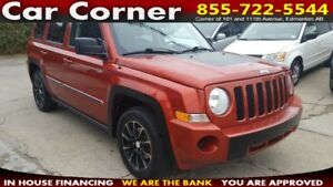 2010 Jeep Patriot 4x4 North North