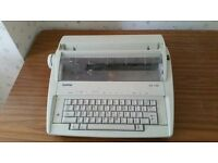 Brother AX-100 Electric Typewriter