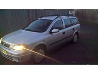 £300 AUTOMATIC VAUXHALL ASTRA MOT DRIVE AWAY BARGAIN £300