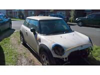 BREAKING 2007 MINI ALL PARTS AVAILABLE