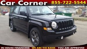 2017 Jeep Patriot Sport 4WD - LIKE NEW! Sport 4WD