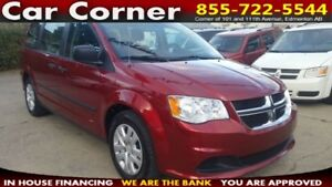 2015 Dodge Grand Caravan LIKE NEW SE