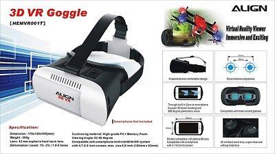 Align HEMVR001T Align 3D VR Goggles