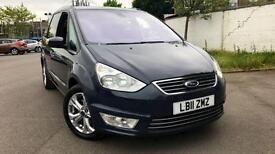 2011 Ford Galaxy 2.0 TDCi 140 Titanium 5dr Powe Automatic Diesel Estate