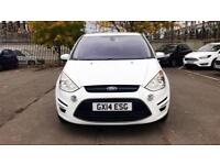 2014 Ford S-MAX 2.0 TDCi 140 Titanium 5dr Manual Diesel Estate