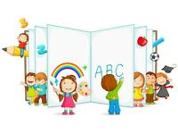 New childminder has vacancies