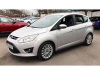 2012 Ford C-Max 2.0 TDCi Titanium 5dr Powershi Automatic Diesel Estate