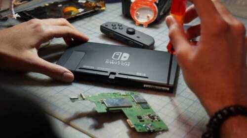 Nintendo switch Motherboard Repair service