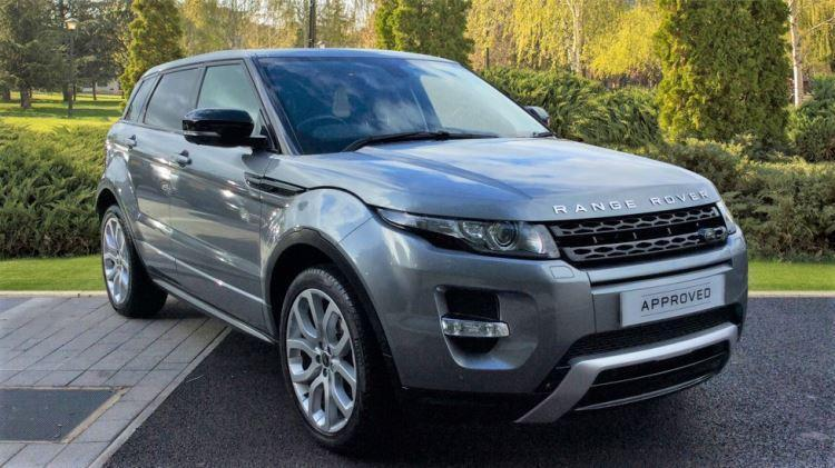 2013 Land Rover Range Rover Evoque 2.0 Si4 Dynamic 5dr (Lux Pack) Automatic Petr