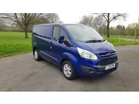 2015 Ford Transit Custom LIMITED 270 2.2 125PS Manual Diesel Panel Van