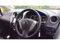 2016 Nissan Note 1.2 Acenta Premium 5dr Manual Petrol Hatchback