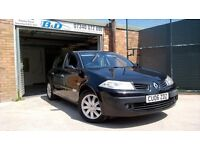RENAULT MEGANE*2.0*16 VALVE*12 MONTHS MOT*LOW MILES*2006*MINT CONDITION*CHEAP*£1000 OVNO*FACELIFT*£