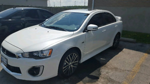 2016 Mitsubishi Lancer Sedan GTS PREMIUM PACKAGE 4WD