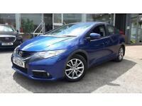 2012 Honda Civic 2.2 i-DTEC ES 5dr Manual Diesel Hatchback