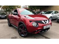 2015 Nissan Juke 1.6 Tekna Xtronic Automatic Petrol Hatchback