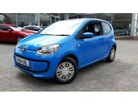 2014 Volkswagen UP 1.0 Move Up 3dr Manual Petrol Hatchback