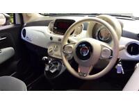 2017 Fiat 500 POP Demonstrator Vehicle - Exc Manual Petrol Hatchback
