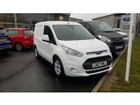 2017 Ford Transit Connect TRANSIT CONNECT 200 LIMIT Manual Diesel Panel Van