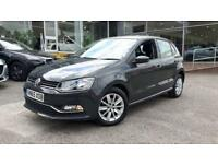 2015 Volkswagen Polo 1.4 TDI SE 5dr Manual Diesel Hatchback