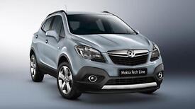 2014 Vauxhall Mokka 1.6i Tech Line 5dr Manual Petrol Hatchback