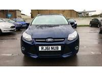 2012 Ford Focus 1.6 125 Zetec 5dr Powershift Automatic Petrol Estate