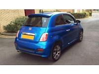 2015 Fiat 500 1.2 S with Air Con Alloys and Manual Petrol Hatchback