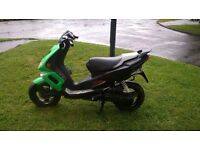 PARTS ONLY/BREAKING PEUGEOT SPEEDFIGHT 50CC LC CAT D 2004