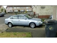53 VW PASSAT 2.0 20v MOT NOVEMBER 17 SALE OR SWAP
