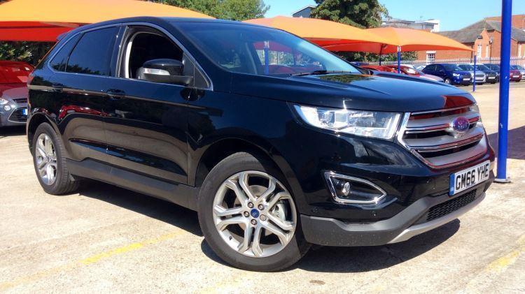 2017 Ford Edge 2.0 TDCi 210 Titanium 5dr Powe Automatic Diesel 4x4