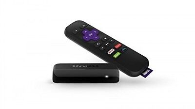 Roku Express HD Streaming Media Player, includes HDMI Cable (Certified