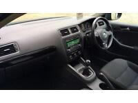 2012 Volkswagen Jetta 2.0 TDI CR 140 SE 4dr Manual Diesel Saloon