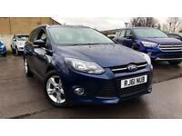 2012 Ford Focus 1.6 125 Zetec 5dr Powershift Automatic Petrol Estate