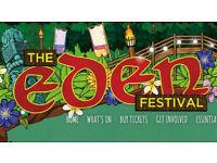 Early Bird Eden Festival Ticket