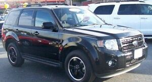 2009 Ford Escape XLT 4x4 w/sport package