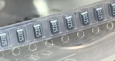 Cal-chip Tckia225at Tantalum Capacitor 2.2uf 10v 10 Size 1206 Smd New Qty.10