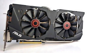 En Vente/For Sale: GPU Asus Strix Nvidia GTX 980 4G OC