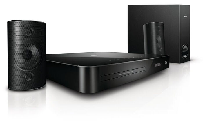 Philips HTS4282/12 SoundHub Home Theater